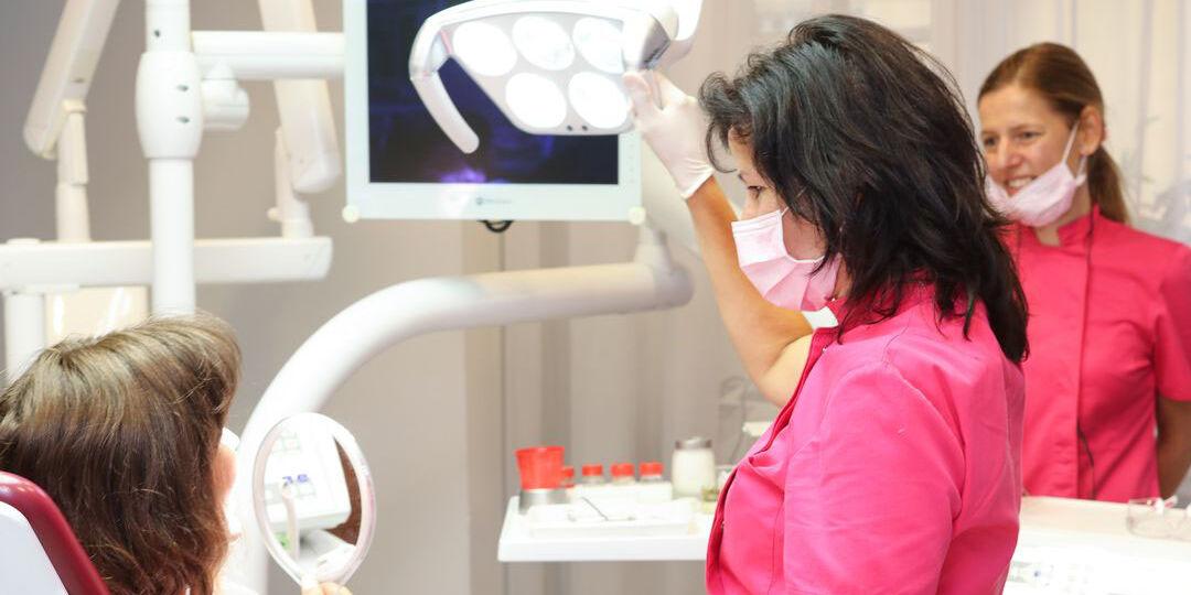 fogorvosi kezelés előtt
